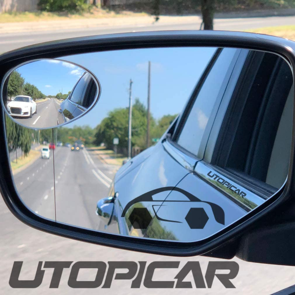 Utopicar Semi Oval Blind Spot