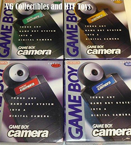 Game Boy Camera Green