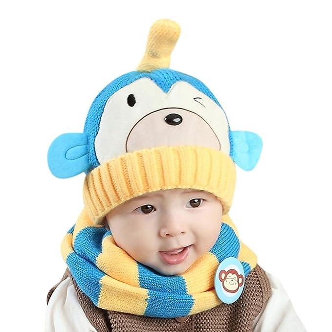 4d180a247df Autumn Winter Baby Hats