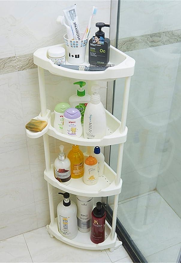 WJH&ZMB Tocadiscos multifunción para Cuarto de baño, Color Blanco ...