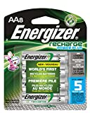 Energizer Recharge Power Plus AA 2300 mAh Rechargeable Batteries, Pre-Charged,  8 count offers