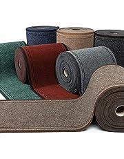 Keukenloper Malaga - naaldvilt tapijt op maat in vele kleuren - tapijt keukentapijt - loper voor hal en keuken - tapijtloper antislip en onderhoudsvriendelijk