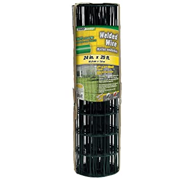 Attractive YARDGARD 308350B 2 Inch By 3 Inch Mesh, 2 Ft By 25 Ft 16 Gauge