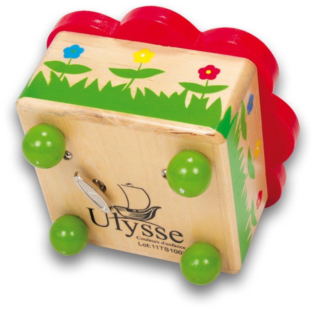 Bo/îte /À Musique New Classic Toys 9381 Coccinelles