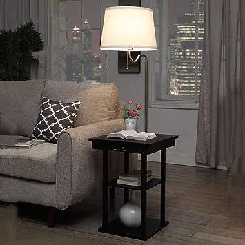 CZZ Lámpara de Pie para Protección de Los Ojos, Simple Y ...