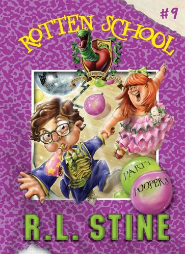 Party Poopers: #9 (Rotten School) PDF Text fb2 book