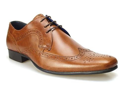 Red Tape Louth Tan - scarpe da uomo 37ed649cb8e