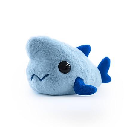 Amazon Com Stuffed Goblin Shark Mini Toys Games