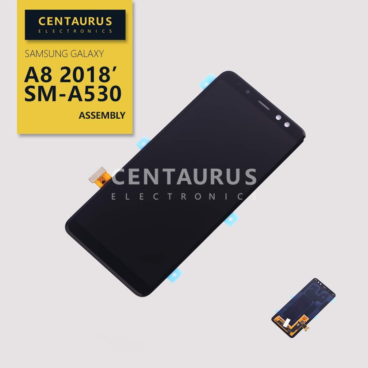 LCD Pantalla táctil digitizador para Samsung Galaxy A8 2018