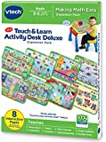 Image of VTech Touch and Learn Activity Desk Deluxe Expansion Pack - Making Math Easy