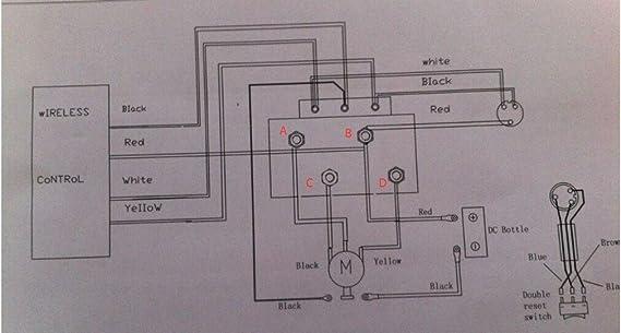 Warn Winch Solenoid Wiring Diagram Ground - Complete ...