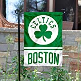 WinCraft Boston Celtics Double Sided Garden Flag
