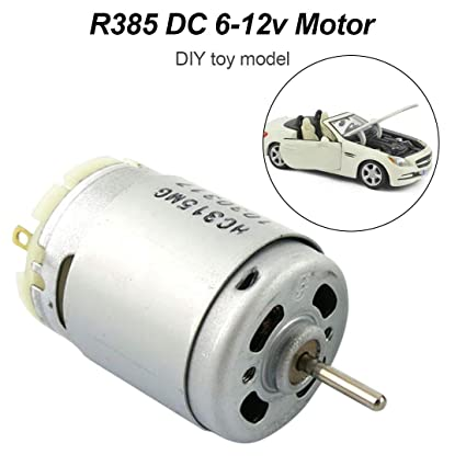 Mini Motor - 1pc Mini 385 Dc Motor Speed Strong Magnetic Toy