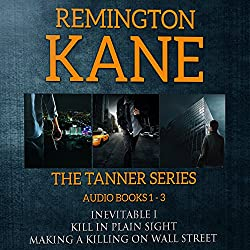 The TANNER Series, Book 1-3
