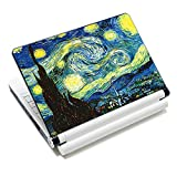 "iColor Laptop Skin Sticker Soft Vinyl Sticker Decal Cover for 12"" 13"" 13.3"" 14"" 15"" 15.4"" 15.6"" Sony HP Asus Acer Toshiba Dell Notebook Hurricane"