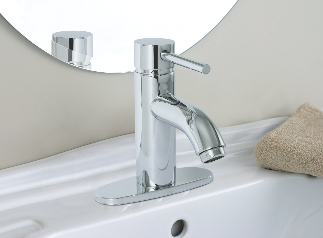 Premier 120125 Essen Single-Handle Lavatory Faucet, Chrome - Touch ...