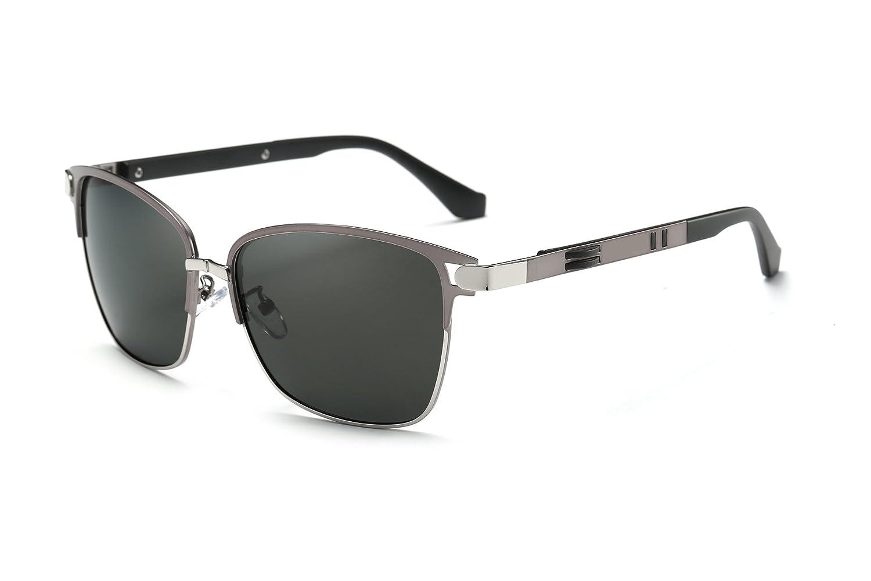 DAWILS Gafas de Sol de Moda Polarizadas Estilo Wayfarer Hombre: Amazon.es: Ropa y accesorios