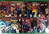 #6: Batman Knightfall (1993) complete 19 part set 21 comics 491-497-500 DC #659-666