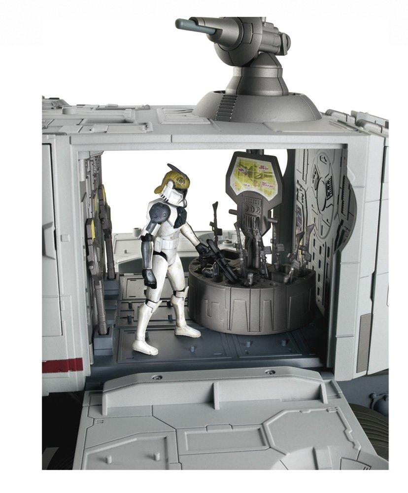 amazon com star wars clone wars turbo tank vehicle toys u0026 games