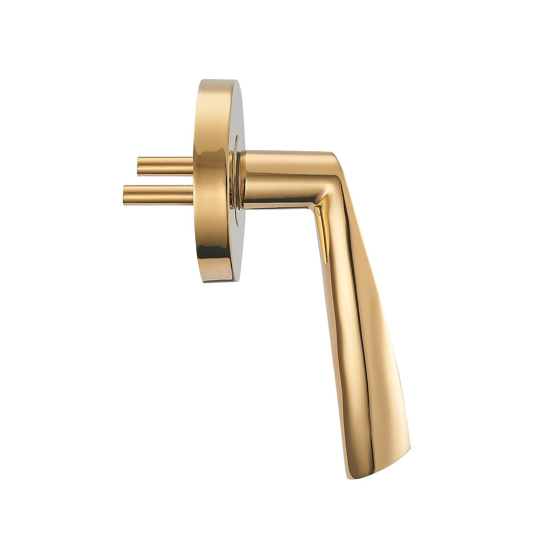 Dummy Right, Satin Nickel Fortessa VERTO Series Contemporary Design Door Lever//Door Handle