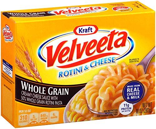 Velveeta Whole Grain Rotini & Cheese 10 oz. Box