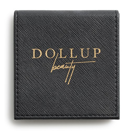 Dollup's Refillable Magnetic Makeup Compact For Powder, Eyes