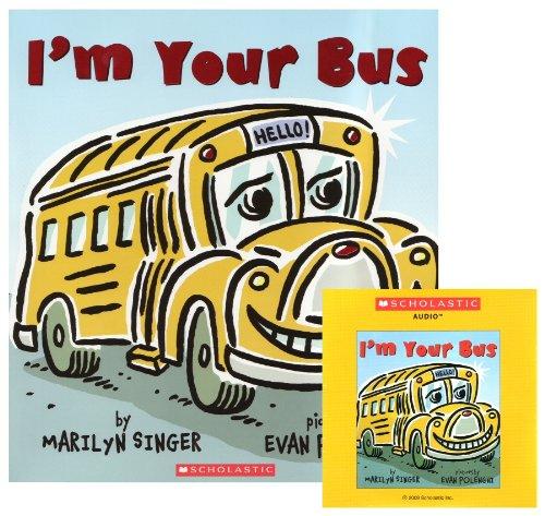 Download I'm Your Bus (CD & Paperback) pdf