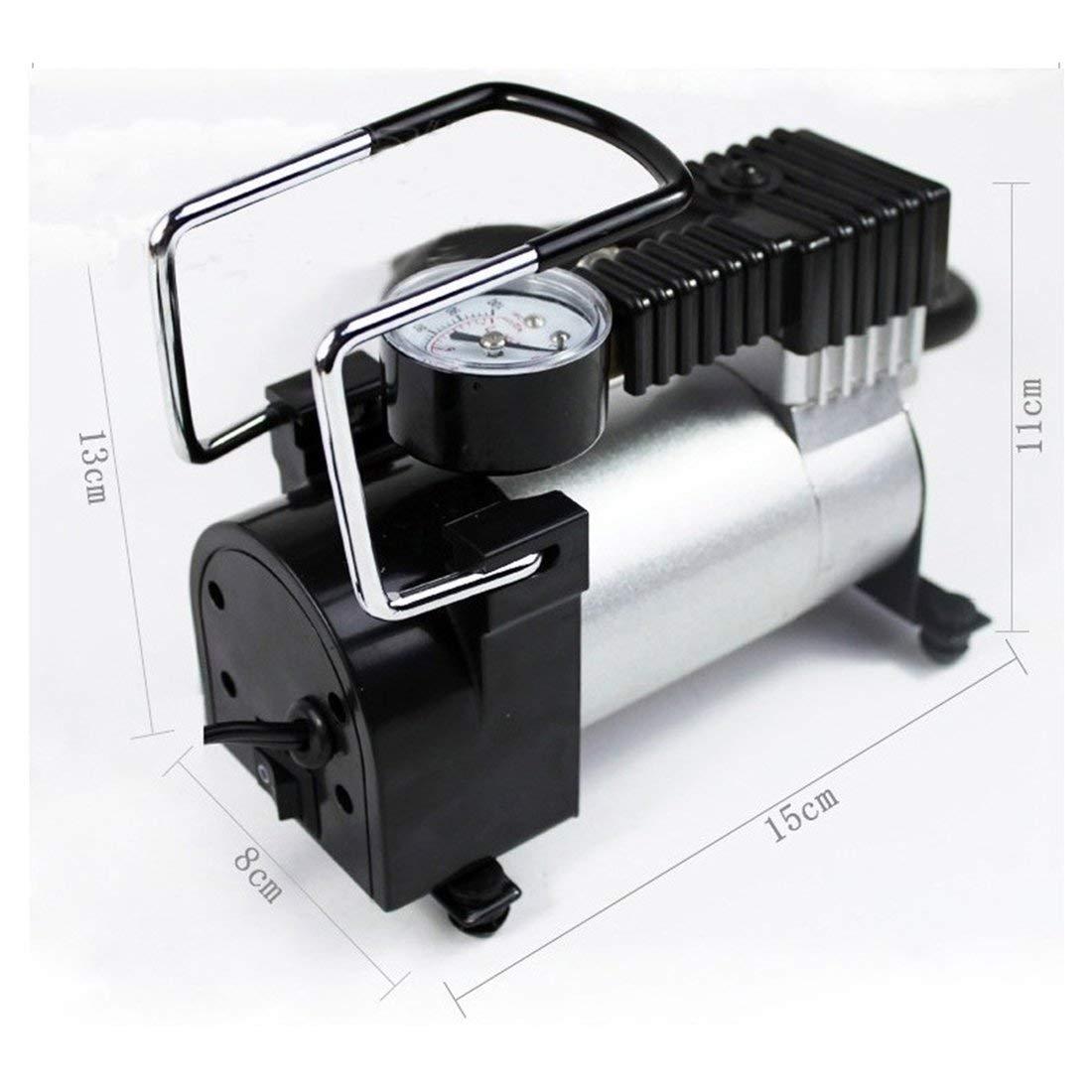 New Portable Mini Air Compressor Electric Tire Infaltor Pump 12 Volt Car 12V PSI