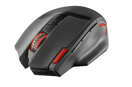 110 opinioni per Trust GXT 130 Mouse da Gioco Wireless Illuminato