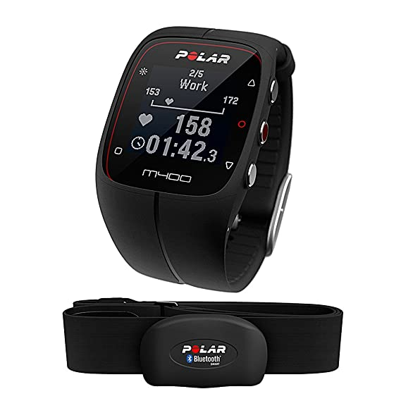 Polar M400 GPS Smart Sports Watch