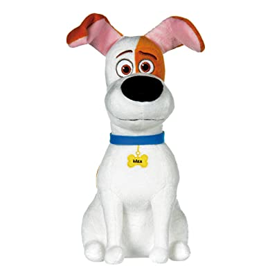 Play by Play Ousdy - Peluche Duke de Mascotas/Pets 30cm 760014353 (MAX): Juguetes y juegos