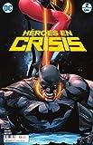 Héroes en Crisis O.C.: Héroes en Crisis núm. 02 (de 9)