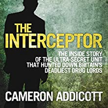The Interceptor Audiobook by Cameron Addicott Narrated by Chris Pavlo