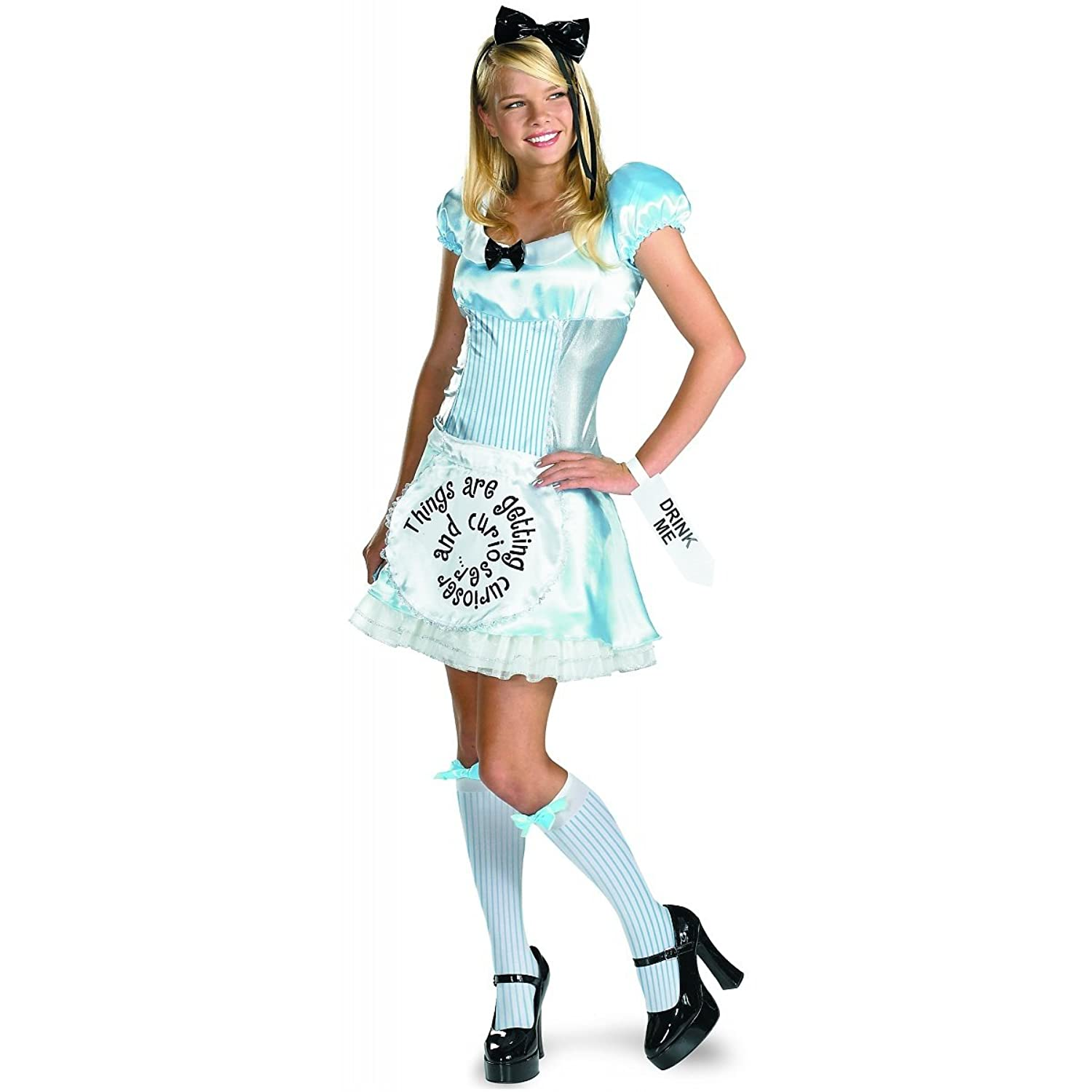 sc 1 st  Amazon.com : alice in wonderland girls costumes  - Germanpascual.Com