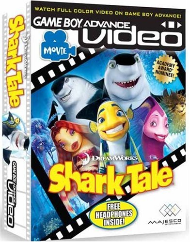 Amazon com: Game Boy Advance Video Shark Tale: Artist Not