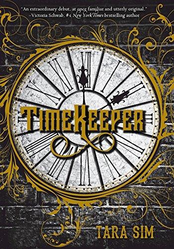 Timekeeper by [Sim, Tara]
