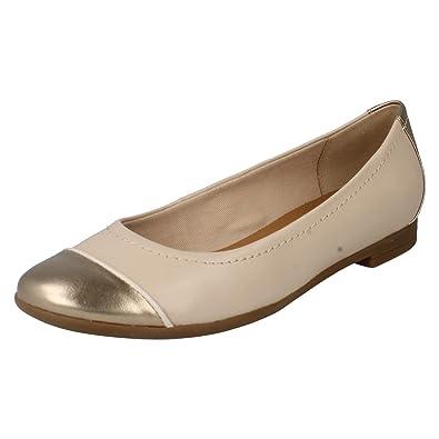 88af8995ceb945 Clarks Atomic Haze - Nude 9 UK  Amazon.co.uk  Shoes   Bags