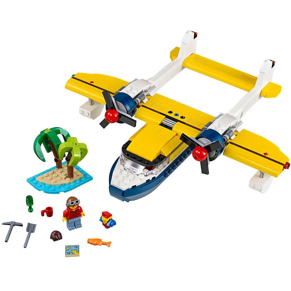 LEGO Creator Island Adventures 31064 Cool Toy For Kids by LEGO