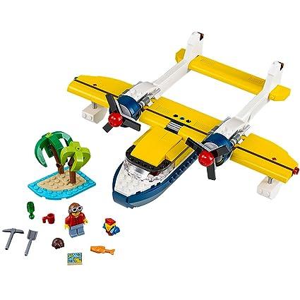 Amazon.com: LEGO Creator Island Adventures 31064 Cool Toy For Kids ...