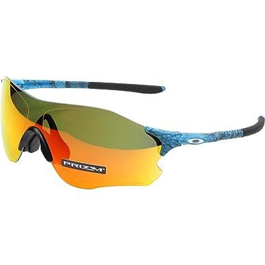 5fe3dfa726 Oakley Men s Evzero Path (a) Non-Polarized Iridium Rectangular Sunglasses