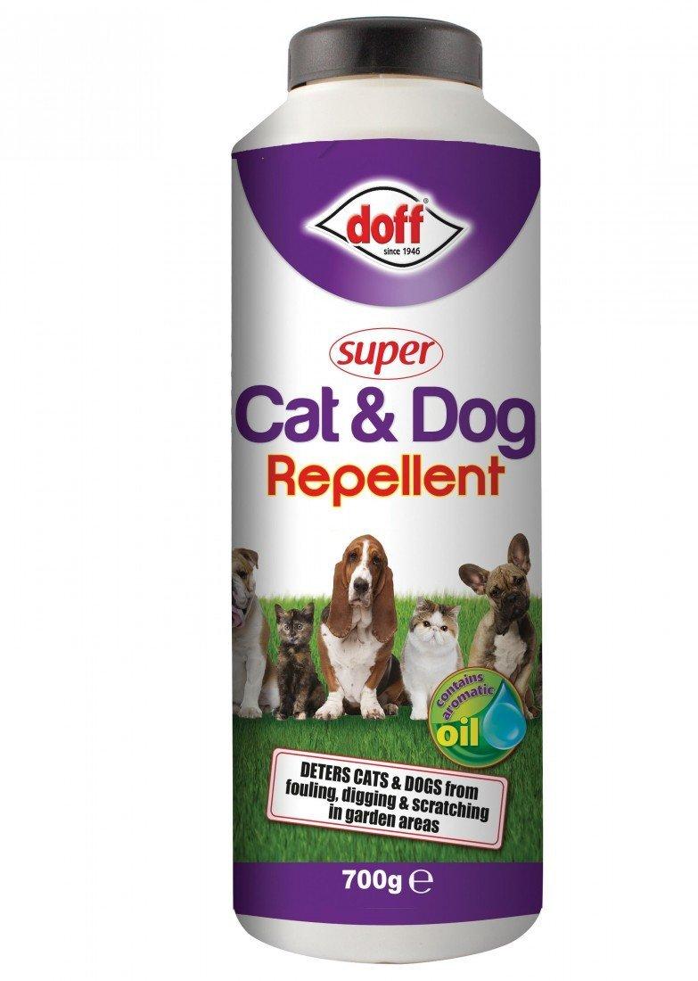Doff 700g Super Cat & Dog Repellent Doff Portland Ltd 92340
