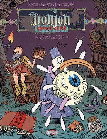 Donjon monsters n° 2 Le Géant qui pleure