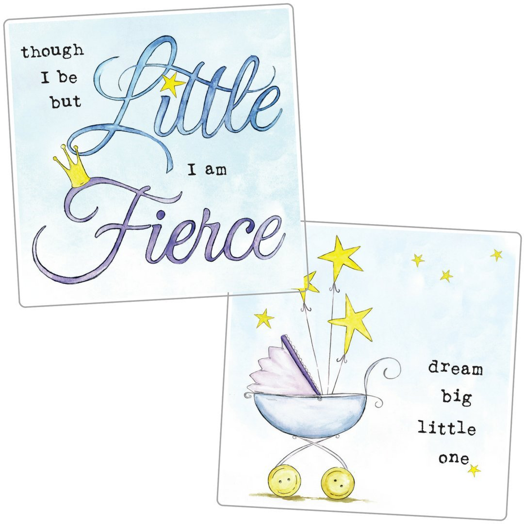 NICU Crib Art from Every Tiny Thing - Decorate Your Baby's NICU Space with Adorable Prints - Dream Big
