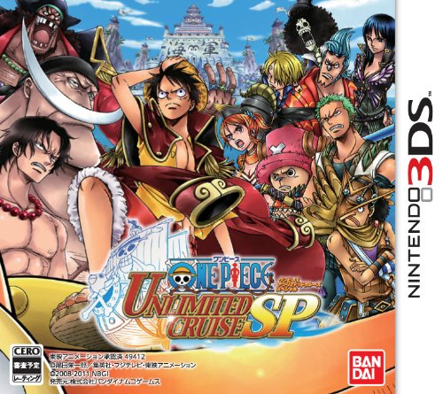One Piece Unlimited Cruise SP Japan product image