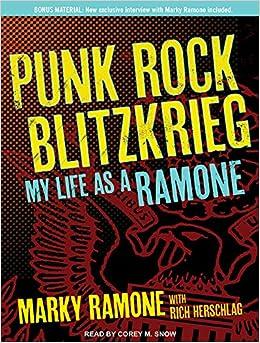 Descargar It Mejortorrent Punk Rock Blitzkrieg: My Life As A Ramone En PDF