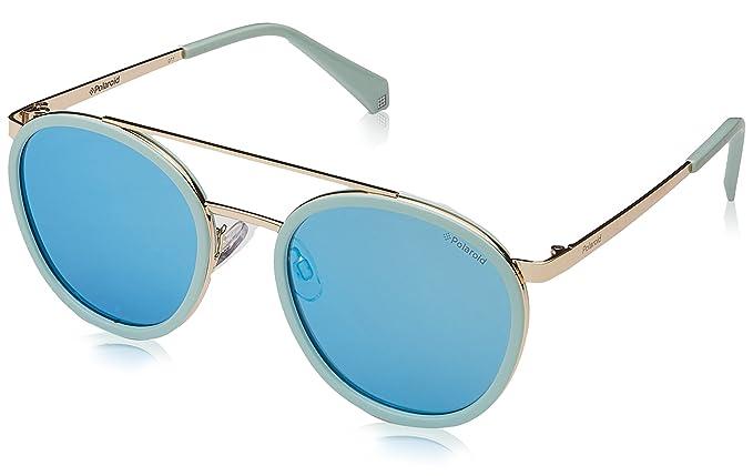 Polaroid Unisex-Erwachsene Sonnenbrille Pld 6036/S 5Z 1ED, Grün (Green/Grey Grey), 53