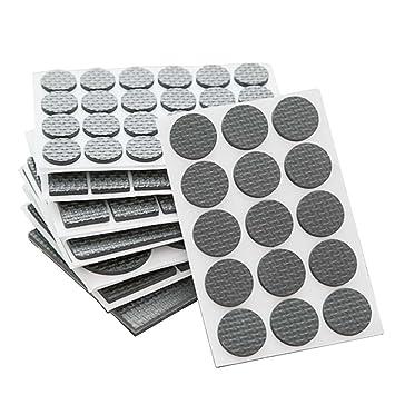186pcs Möbel Filz Pad Umweltfreundlicher PP Selbstklebend Antirutschmatte  Boden Kratzschutz Für Tisch Stuhl Telefon Schrank Bett