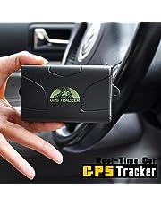 CITTATREND-Localizador GPS Tracker Mejorado Seguidor para Automóvil Coche Vehículo Ciclismo Moto Camión Anti-