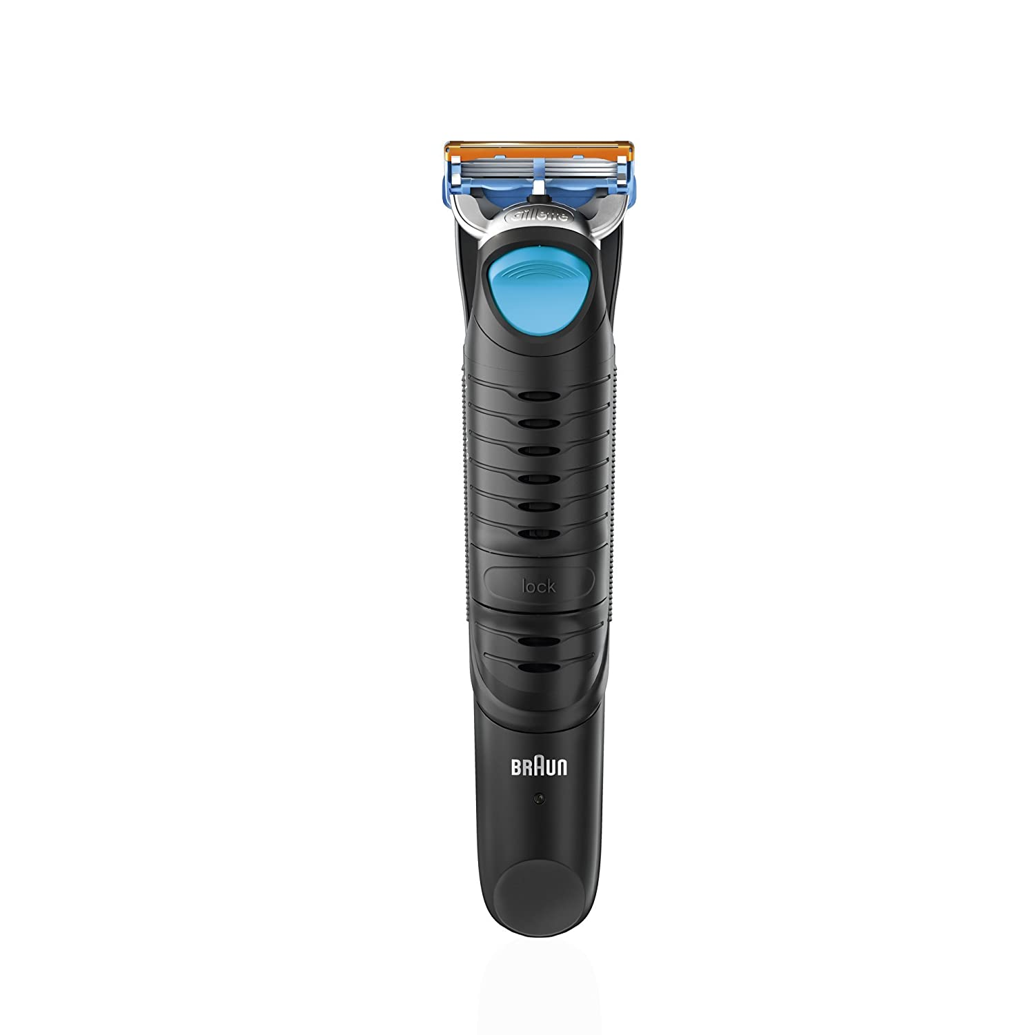Braun Bodygroomer Body Hair Trimmer and Shaver BG5010 Black