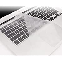 Keyboard Cover Skin for MacBook San Francisco,Oakland Bay Bridge Washable Silicone Keyboard Skin,13.3 inches
